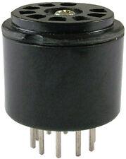 (1x) NEW TUBE SOCKET SAVER - FOR 9-PIN TUBES (12AX7 EL84 12AU7 5751 12AT7 etc)