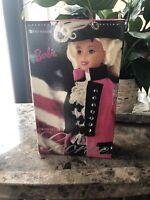 FAO Schwarz George Washington Barbie Doll Mattel 1996