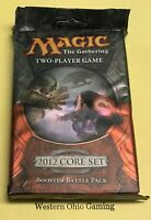 MTG Magic 2012 Core Set Two-Player Booster Battle Pack NEW M12