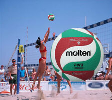 Soft Touch Volleyball Ball 5v5M5000 Sport Beach Ball PU Leather In/Outdoor