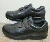 SAS Women Shoes Free Time Me Too Black Leather 7.5 M Nice