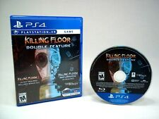 Killing Floor Double Feature Playstation 4 PS4 VR Killing Floor 2 + Incursion