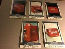 1997 Sprint Coca Cola Phone Cards  Score Board - complete set of 10 cards- Rare,