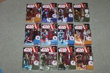 "12x STAR WARS 3.75"" figures bundle incl Stormtrooper Squad Leader + Han Solo NEW"