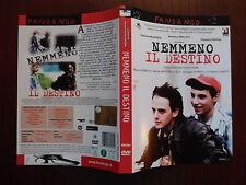 Nemmeno il destino (Mauro Cordella, Fabrizio Nicastro) DVD Fandango ex-noleggio