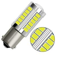1Pc LED Car White Bulb BA15S P21W 1156 Backup Reverse 5730 Light 33-SMD 12V T7X4