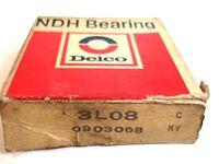 NEW NDH DELCO BEARING 3L08