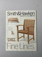 Vintage Smith & Hawken Summer 1999 Catalog - Gardening, Furniture, Plants