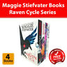 Raven Cycle Series Collection 4 Books Set By Maggie Stiefvater NEW Pack