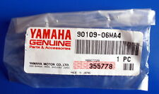 2x Yamaha outboard 90109-06MA4 Top Cowling Cover Bolts 25 hp 2 / 4 stroke 40 hp