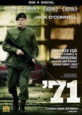71 (DVD, 2015)     Jack O'Connell, SAM Reid, SEAN Harris, Richard Dormer