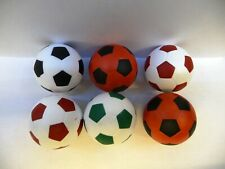 6pcst 32mm Soccer Table Foosball Ball Football for Entertainment Game