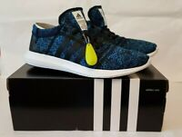 ADIDAS Elements Refine 2 Blue Running Shoes Trainers New in Box