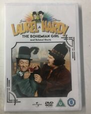 Laurel And Hardy  - The Bohemian Girl And Related Shorts (DVD)