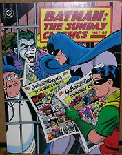 Batman: The Sunday Classics 1943-46-Bob Kane
