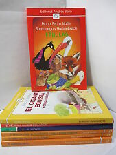 FABULAS - ESOPO IRIARTE SAMANIEGO Graded Spanish Literature Libros en Espanol