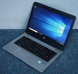 "HP ProBook 640 G2 14"" Laptop (i5-7200U / 4GB / 500GB / Win 10) Y3B11ET - 6G72"