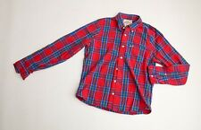 IMMACULATE mens 'HOLLISTER' CHECK SHIRT size LARGE
