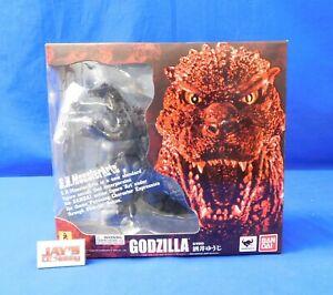 Godzilla Action Figure S.H. MonsterArts 2011 Bandai Toho Sealed