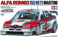 TAMIYA 1:24 KIT AUTO ALFA ROMEO 155 V6 TI MARTINI  ART 24176