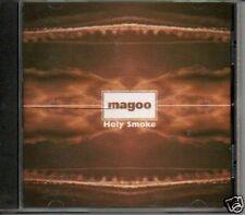 (433E) Magoo, Holy Smoke - 1998 CD