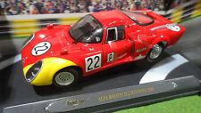 ALFA ROMEO 33.2 Racing # 22 Daytona rouge 1/18 de RICKO 32144 voiture miniature