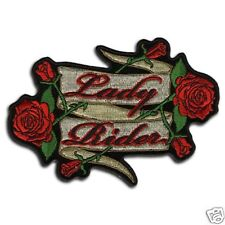 Lady Rider Roses Patch 5 inch