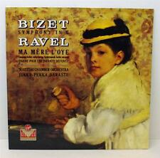 Bizet Ravel Symphony in C / Ma Mere L'Oye LP 1989 Virgin Classics VC7907441 NM
