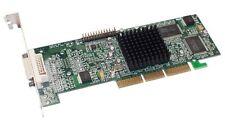 Grafikkarte Matrox G45 G450 -32 DVI AGP full profile dual head 2 Monitorbetrieb