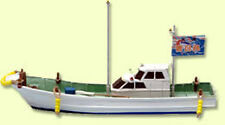 1/150 N scale TOMYTEC 010 fishing boat B