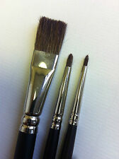 Dry Brushes for Model Painting - Warhammer - Army Painter - Foundry - Set of 3