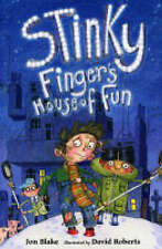 Stinky Finger's house of fun by Jon Blake (Paperback)