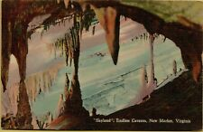 Skyland Endless Caverns Market Virginia VA Postcard C5