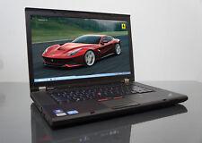 Lenovo ThinkPad W530 Laptop 15.6 FHD i7 Quad 2.7GHz 16GB 256GB SSD NV 2GB MINT