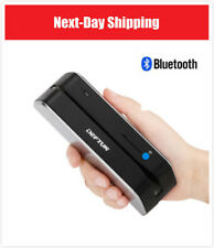 Msr X6 Bluetooth Msrx6Bt Magnetic Stripe Credit Card Reader Writer Encoder Swipe