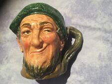 Rare Character Toby Jug Royal Doulton Old Mac D5824 England small