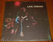 CREAM LIVE CREAM ORIGINAL LP STILL IN SHRINK 1970
