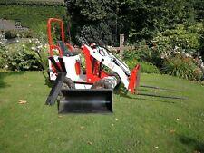Hoflader Mini-Hoflader SM 09 4WD