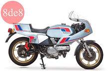 Ducati Pantah 500-600 SL - Workshop Manual on CD (In French)