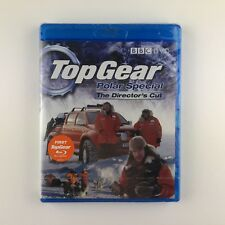 Top Gear: The Polar Special (Blu-ray, 2008, Directors Cut) *New & Sealed*