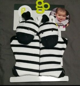 Lot of 2 NEW Go By Goldbug Strap Cover Pals Car Seat Straps and Strollers