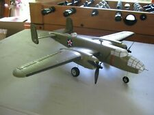 B-25 MITCHELL ELECTRIC RADIO CONTROL AIRPLANE