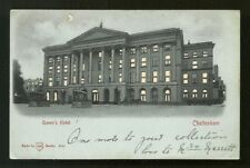 Cheltenham Queen's Hotel Hold-To-Light Picture Postcard - Used