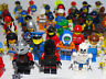 Lego 10 x  Minifigures / Figures Plus 10 x Accessories or Hats / Headwear