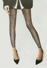 7519653615bff Leopard print footless tights CERRUTI 1881 pantyhose hosiery on-trend 20  denier