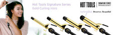 Hot Tools 24K GOLD CURLING IRON / WAND *pick ur size
