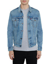 Levi's Men's The Trucker Denim Jacket Standard Fit Color Icy 723340146 S