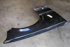 BMW E36 M3 318 323 328 Front Right Fender 2D Coupe Convertible Schwarz Black
