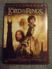 The Lord of the Rings: The Two Towers Dvd, 2003, 2-Disc Set, Full Frame