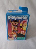 NEW Vintage Playmobil Medicine Man 3877 NIB Factory Sealed New In Box RARE